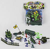 Военный игровой набор Army Corps в кульке