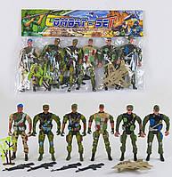 Набор солдатов Combat-Set в кульке 338 В