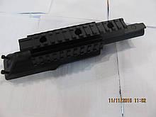 Крышка ствольной коробки для АК  с  планками вивера