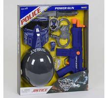 "Набор полиции ""POLICE"" трещотка, в коробке 34390"