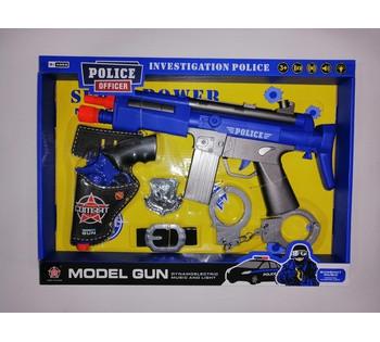 Полицейский набор 8005-4