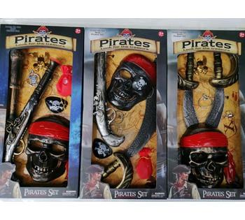 Пиратский набор 8897 A-131-2-3-4-5