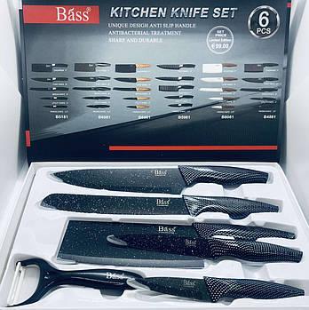 Набор ножей Bass 6 предметов В6981