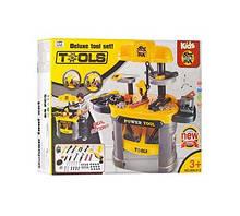 Набор инструментов 008-912 (5) 64 элемента, в коробке