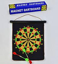 Дартс магнитный Magnet Dartboard размер 12 С 33997
