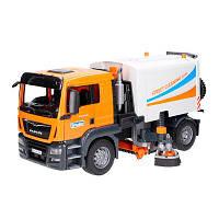 Машинка Bruder Грузовик MAN TGS для уборки улиц (03780)