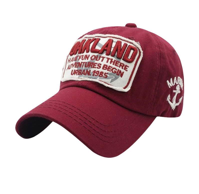 Мужская кепка Oakland  SGS - №5118