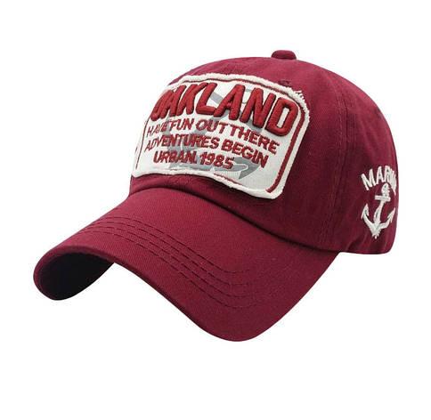 Мужская кепка Oakland  SGS - №5118, фото 2