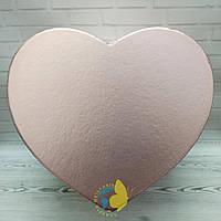 Коробка сердце S 23 x 21 x 10 см