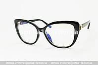 Женские имиджевые очки в стиле Bvlgari. На среднее лицо, фото 1