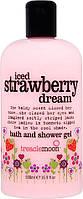 Гель-крем для  душа iced strawberry dream treaclemoon