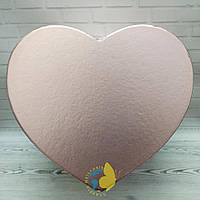 Коробка сердце M 23 x 21 x 10 см