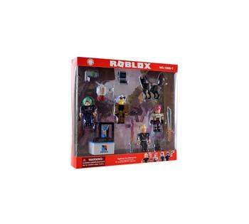 Набор героев РОБЛОКС Minifigures Legends Of Roblox 5 шт