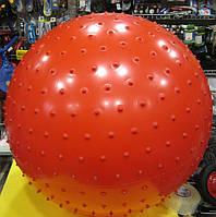 Мяч для фитнеса с шипами