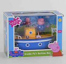 Корабль со свинками в коробке АР 8806 А