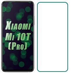 Защитное стекло Xiaomi Mi 10T (Pro) (Прозрачное 2.5 D 9H) (Сяоми Ксиаоми Ми 10Т Про)