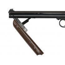 Пистолет пневматический Crosman 1377 C, США, фото 3