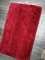 Набор ковриков для ванной комнаты красный 60*100, фото 1