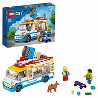Конструктор LEGO City Great Vehicles  Фургон с мороженным  60253