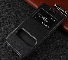 Чехол-книга с окошком для Samsung Grand Prime G530 G531