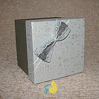 Коробка квадрат L 16 x 16 x 17 см