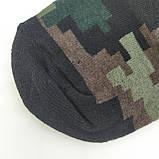 Носки мужские демисезонные,, Пиксель, высокие хаки 27-29, фото 2