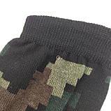 Носки мужские демисезонные,, Пиксель, высокие хаки 27-29, фото 4