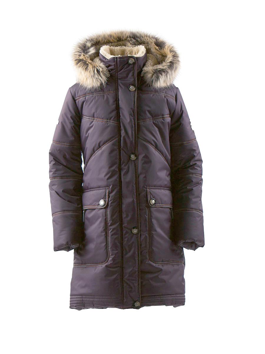 Зимнее пальто для девочек  LENNE ISADORA 18365-815. Размер 164