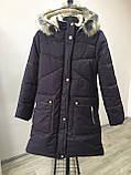 Зимнее пальто для девочек  LENNE ISADORA 18365-815. Размер 164, фото 5