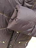 Зимнее пальто для девочек  LENNE ISADORA 18365-815. Размер 164, фото 8