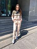 Женский  Яркий и супер удобный костюм 3 цвета, фото 3