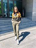 Женский  Яркий и супер удобный костюм 3 цвета, фото 6