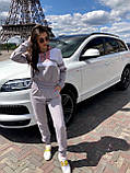 Женский  Яркий и супер удобный костюм 3 цвета, фото 7