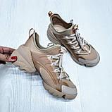 Женские стильные кроссовки DiOr !, фото 3