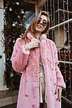 Женская стильная шуба, фото 5