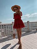 Женское летнее нежное платье мини, фото 6