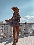 Женское летнее нежное платье мини, фото 7
