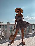 Женское летнее нежное платье мини, фото 9