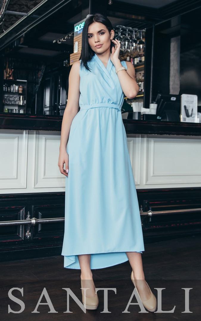Женское роскошное  платье 3718