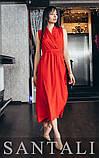 Женское роскошное  платье 3718, фото 3