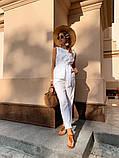 Женский  базовый повседневный  костюм, фото 3