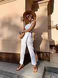 Женский  базовый повседневный  костюм, фото 4