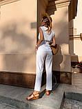 Женский  базовый повседневный  костюм, фото 5