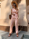 Женский  базовый повседневный  костюм, фото 8