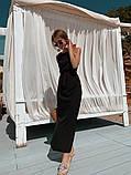 Женское летнее яркое платье миди, фото 9