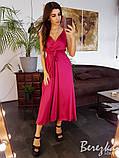 Элегантное шёлковое платье, фото 6