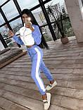 Женский стильный Костюм с рефлективными элементами, фото 5