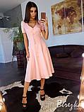Платье-миди на пуговицах, фото 5
