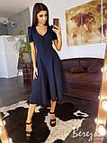 Платье-миди на пуговицах, фото 8