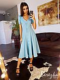 Платье-миди на пуговицах, фото 9